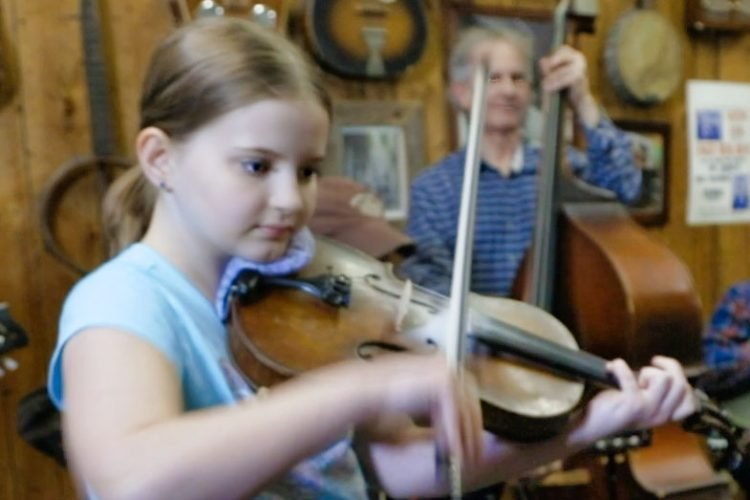 Junior Fiddle Contest